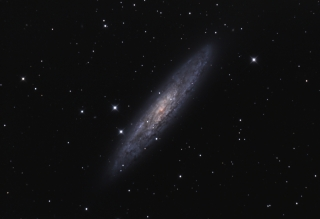 NGC253 Taken on 3-11-2013 at Taromeo